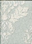 Marcia Wallpaper Hadrian Damask Duck Egg 35508 By Holden Decor For Options